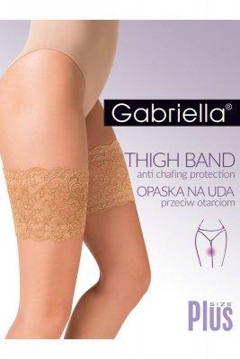 Gabriella 509 beżowy opaska na uda