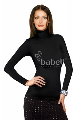 Babell Kimi czarny bluzka damska