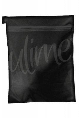 Julimex woreczek do prania biel ba 06 czarny duży 30x40