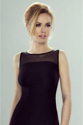 Eldar Carmina czarny bluzka damska