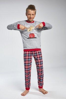 Cornette 966/79 Breakfast melanż piżama chłopięca