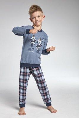 Cornette 593/85 Dog patrol melanż piżama chłopięca