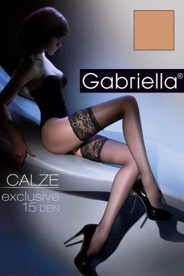 Gabriella Calze Exclusive 15 Den Code 201 pończochy
