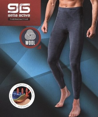 Gatta Wool Men  44522 S legginsy