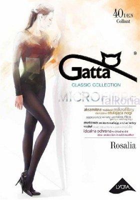 Gatta Rosalia 40 den 6XXL rajstopy