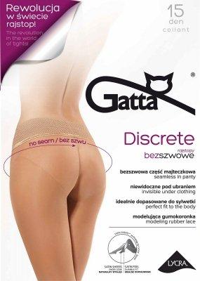 Gatta Discrete 15 den rajstopy