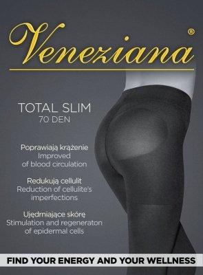 Veneziana Total Slim 70 den rajstopy