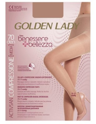 Golden Lady Benessere & Bellezza 70 den rajstopy damskie