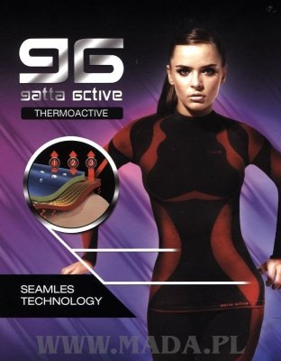 Gatta Woman Thermoactive 42841 koszulka