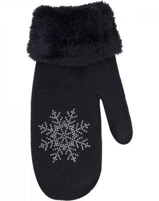 YO! R-101 damskie - cekiny rękawiczki