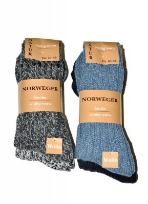 WiK art.21108 Norweger Socke A'2 skarpetki