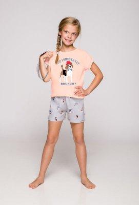 Taro Hania 2200 86-116 piżama dziewczęca