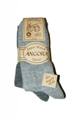 Ulpio Angora art.7402 43-46 A'2 skarpety