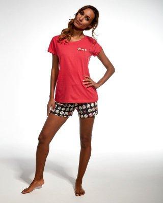 Cornette 628/141 Emoticon piżama damska