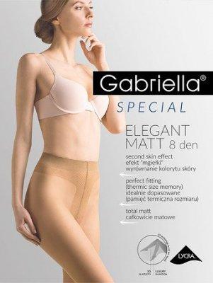 Gabriella 627 Elegant Matt 8 den rajstopy