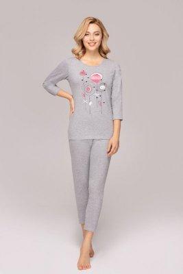 Regina 907A plus piżama damska