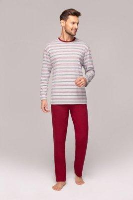 Regina 550 2XL-3XL piżama męska