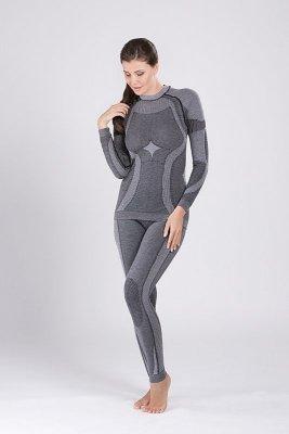 Haster 06-110 W Thermoactive Merino Wool koszulka damska