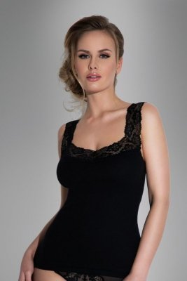 Eldar Arietta plus czarna koszulka