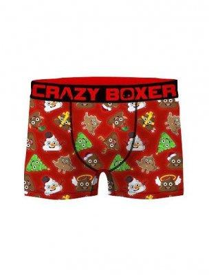 Crazy Boxer Xmas ASS 2 bokserki