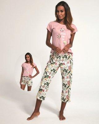 Cornette 665/172 Come True Trzyczęściowa piżama damska