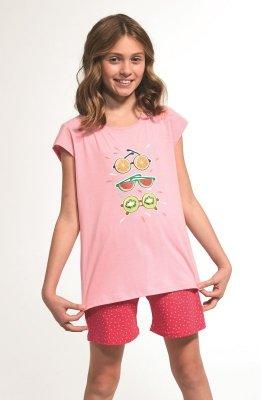 Cornette Young Girl 788/74 Fruits 134-164 piżama dziewczęca