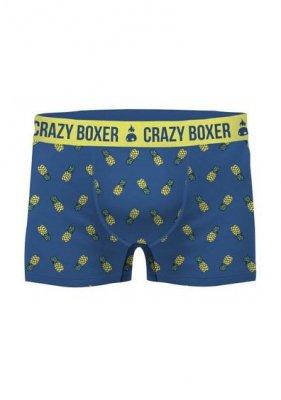 Crazy Boxer Organic Cotton Ananas A'2 bokserki
