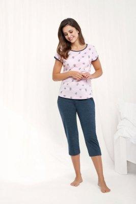 Luna 477  3XL piżama damska