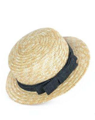 Art Of Polo 20201 Denim Bow kapelusz