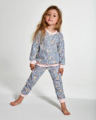 Cornette Kids Girl 032/112 Roe 3 86-128 piżama dziewczęca