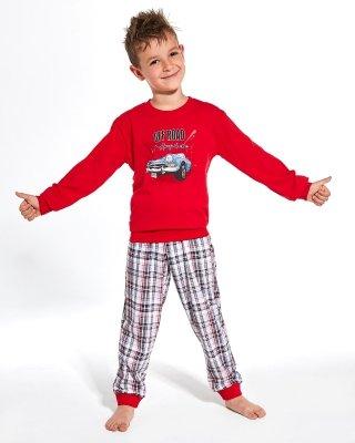 Cornette Kids Boy 593/104 Cabrio 86-128 piżama chłopięca