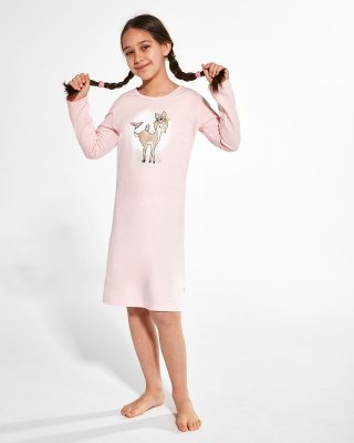 Cornette Kids Girl 549/138 Roe 4 86-128 koszula dziewczęca
