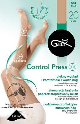 Gatta Control Press 20 den podkolanówki