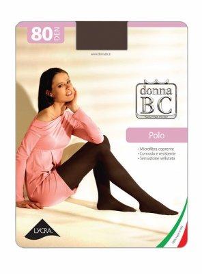 Donna B.C. Polo 80 den rajstopy damskie