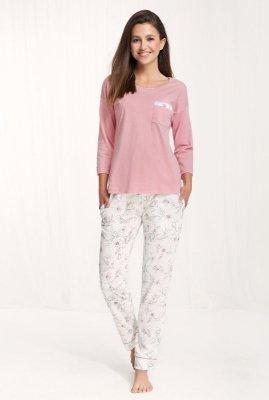 Luna 644 piżama damska 4XL
