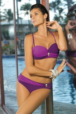 Kostium kąpielowy Marko Liliana Mora-Sensual M-259 Fioletowy (22)