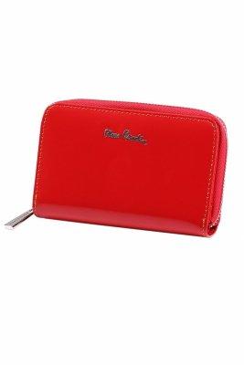 Pierre Cardin 503 sirp rosso Portfel damski