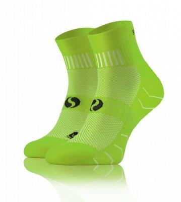 Sesto Senso Frotte Sport Socks zielone Skarpety