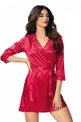 Donna Venus czerwony Szlafrok