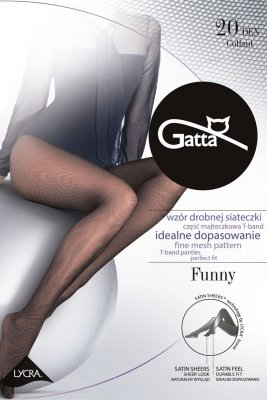 Gatta Funny 20 rajstopy
