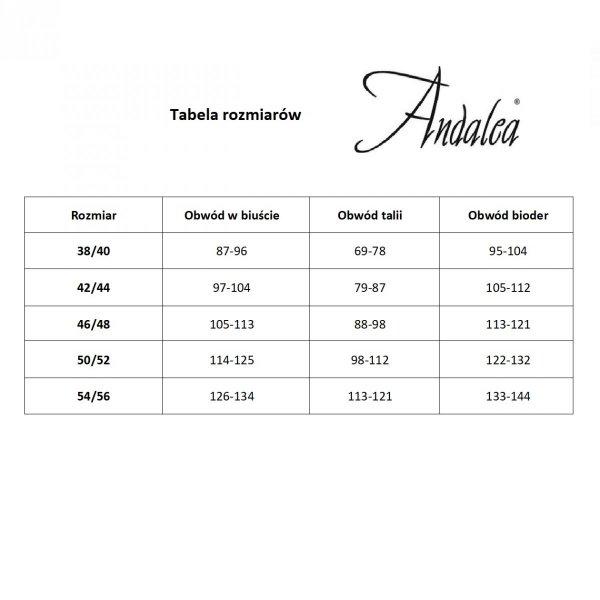 Andalea S/3021 Charming Kostium