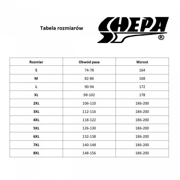 Shepa Szorty sportowe męskie (B2)