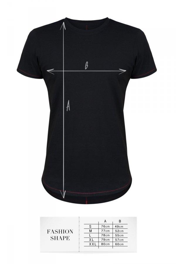 Demoniq TSHFB010 Koszulka męska
