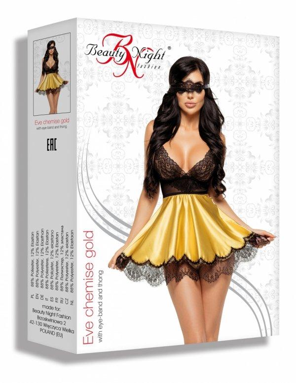Beauty Night Eve gold Koszulka