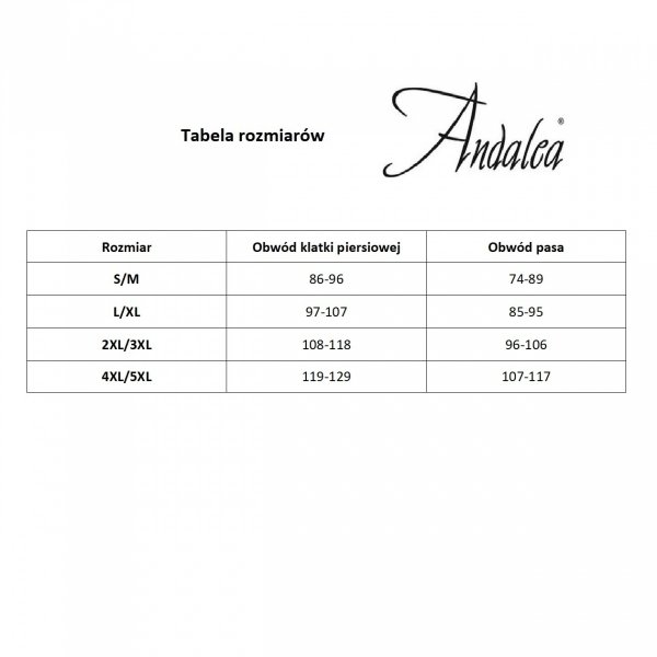 Andalea MC/9009 Bokserki