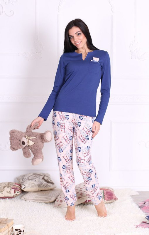 Roksana Sweet Candy 545 piżama damska