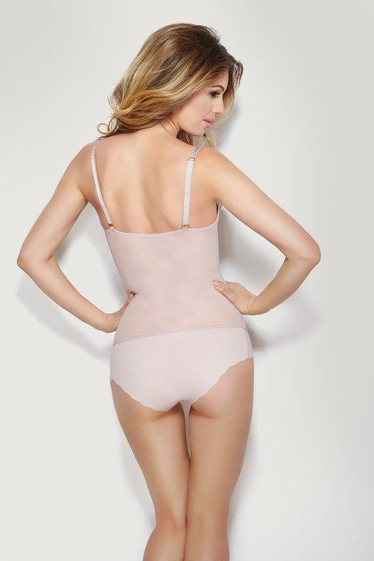 Mitex Glam Body- figi  Róż pudrowy body korygujące