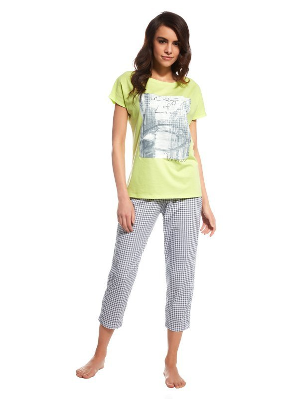 Cornette Venice 670/96 piżama damska