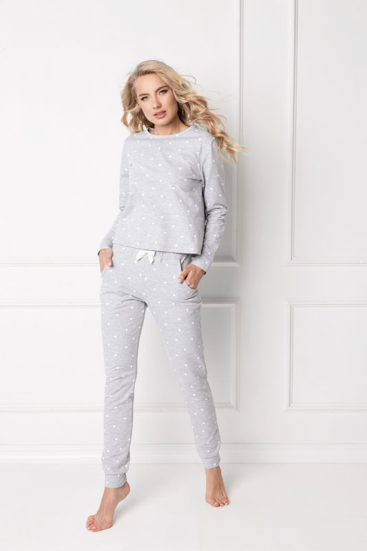 Aruelle Hearty Set Grey dres