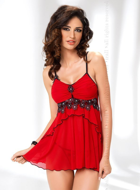 Irall Mirabelle Red koszulka